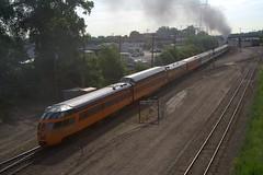 Milwaukee 261 tail end