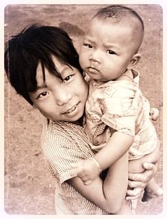 kids in Hong Kong