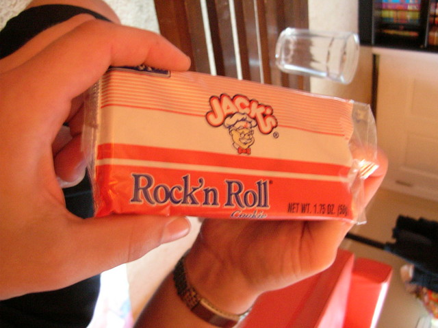 Old Fashioned Rock Cookies