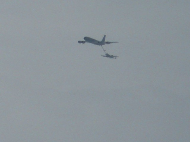 Other tanker refueling the A-10