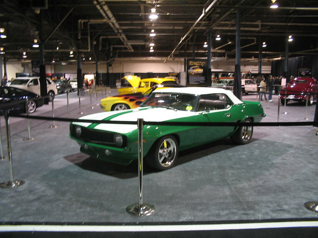 1969 YearOne Camaro | This is a Kit-car that has been featur