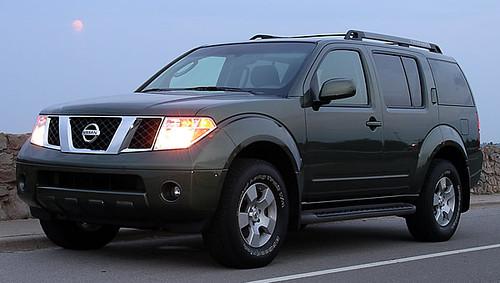 Nissan Armada Mpg >> 2001 Nissan Pathfinder Mpg