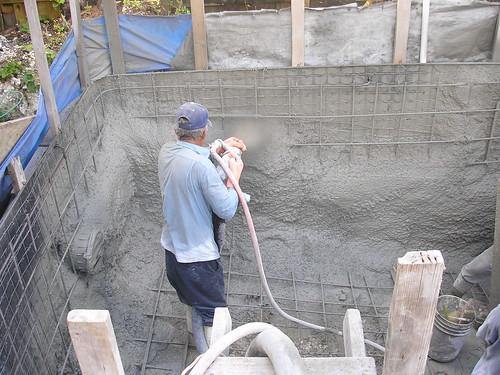 Le b ton de chanvre manx for Ceramique exterieur sur beton