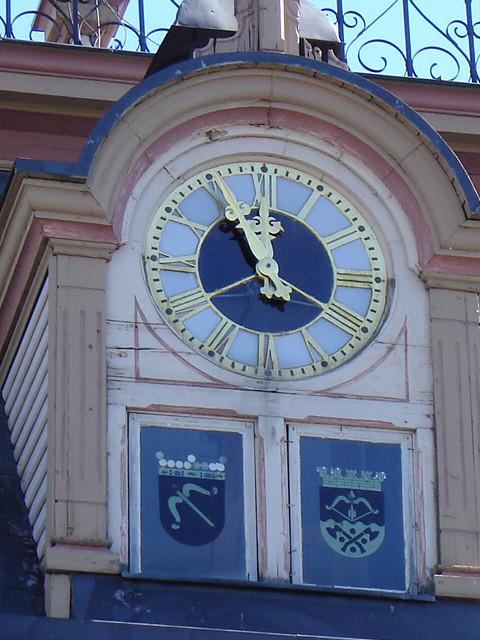 Iisalmi: Vanha kaupungintalo, entinen poikalyseo