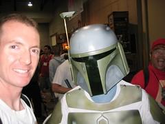 Comic Con 2006 Fett