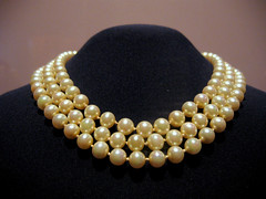 yellow, pearl, jewellery, gemstone, necklace, bead,