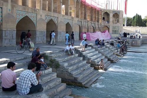 Pont Khaju, Isfahan