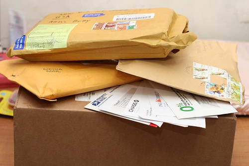 7/24/06 Mail Packages