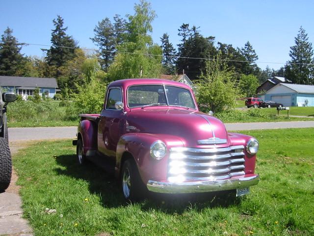 chevy trucks pink - photo #17