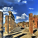 Blue Skies of Pompeii
