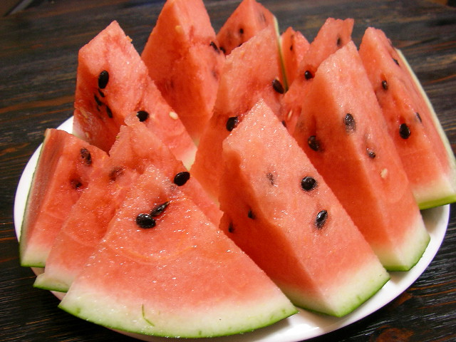 Water melon from Flickr via Wylio