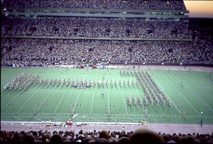 205067655 c010bd42a3 The Fightin Texas Aggie Band Halftime Show