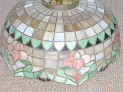 art, pattern, lampshade, lighting, stained glass,