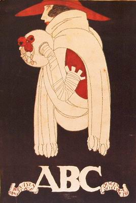 Jorge Barradas, ABC magazine, 1920