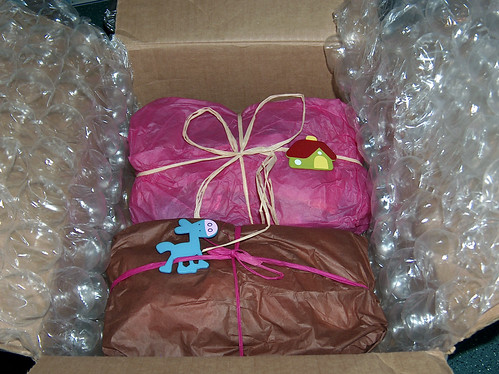 Online delivery packaging
