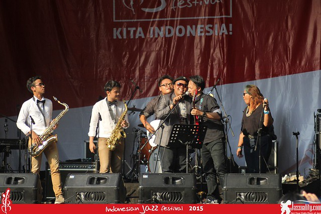 Indonesian Jazz Festival 2015 - ITS Jazz(2)