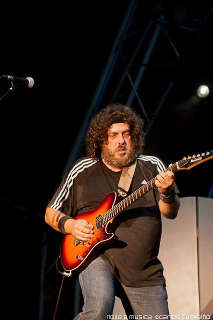 Paulo Gonzo  - O Sol da Caparica '15