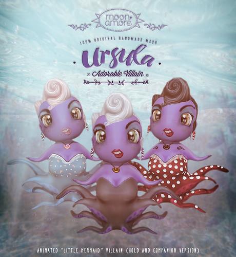 :Moon Amore: Ursula