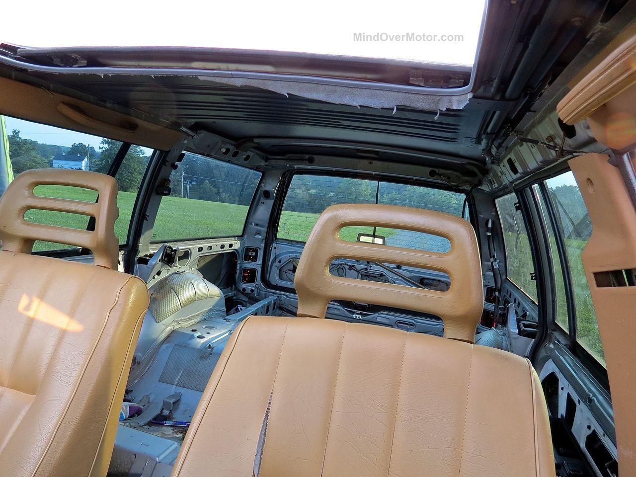 Frankenstein V8 Volvo 6