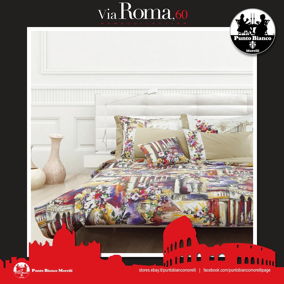Copripiumino Via Roma 60.Via Roma 60 Eva Full Duvet Cover Full Duvet Cover Ebay