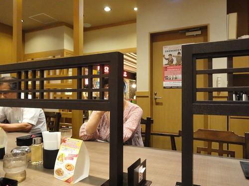 Korean food in Hakata, Fukuoka, Japan