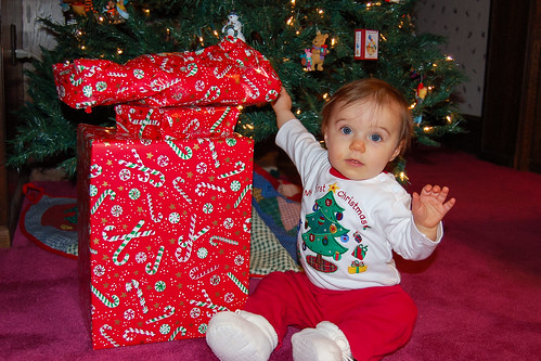 Evy's First Christmas