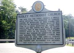 Sudley Methodist Church