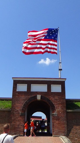 Baltimore Fort McHenry Aug 15 (4)