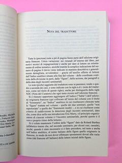 Roland Barthes, Il discorso amoroso. Mimesis 2015. Nota del traduttore, a pag. 4 (part.), 1