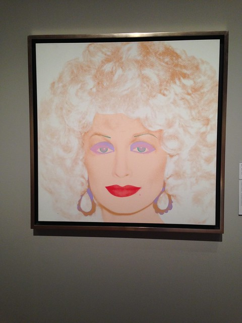 Andy Warhol: Dolly Parton