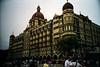 Taj Mahal Hotel by Kent Holloway