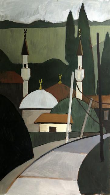 Мечети Бахчисарая