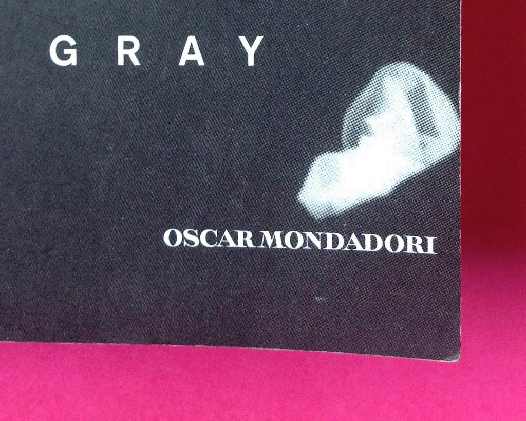 Oscar Mondadori / ied: edizione speciale di 10 titoli per i 50 anni degli Oscar. Art direction: Giacomo Callo. Copertina (part.) 8