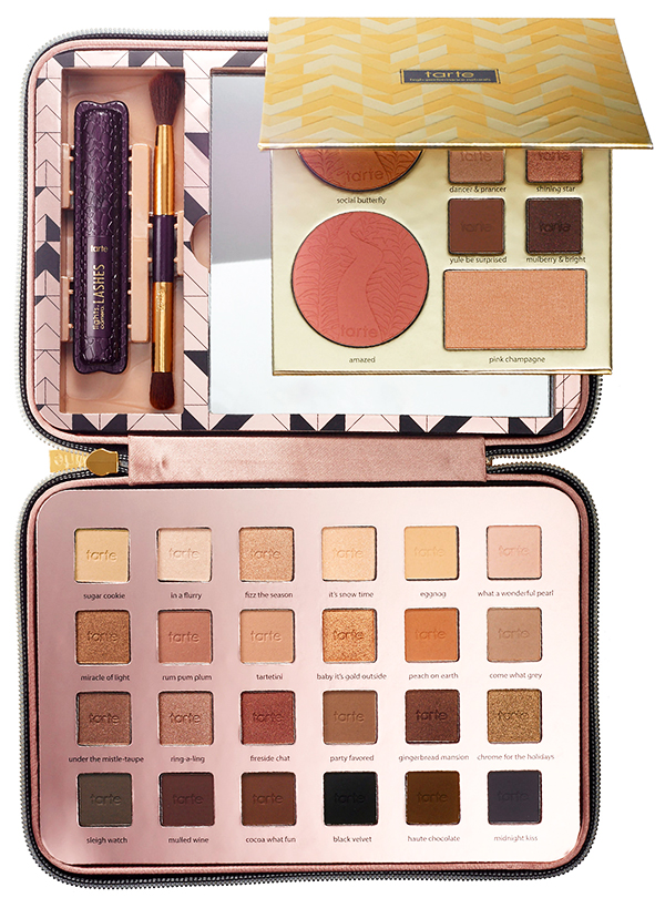 tarte holiday 2015 collection