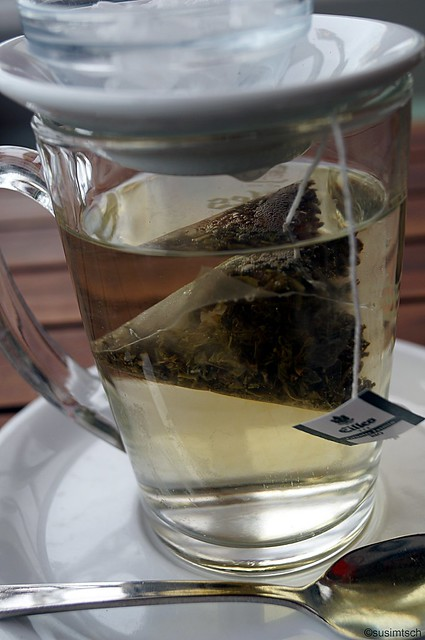 Badezeit Tee