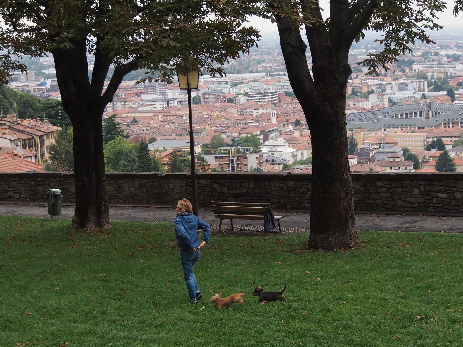 Bergamo città alta