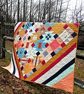 A Wild & Free Quilt