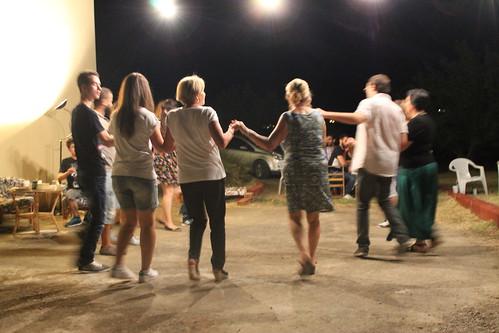 Danse grecque…