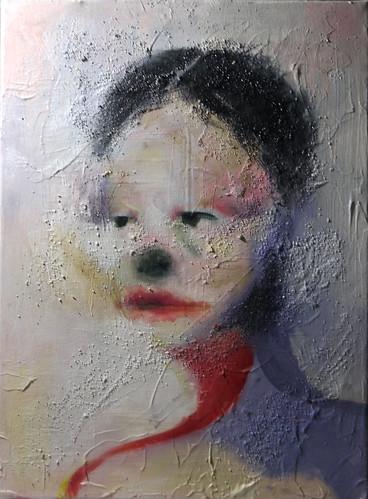 《WHISPER楊斯婷個展 Sz-Ting,Yang solo exhibition》