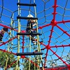Epic jungle gym is epic.