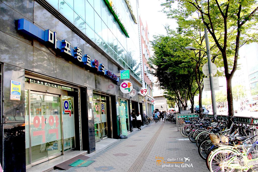 【首爾麻浦區住宿】望遠站 Yooginong Guesthouse(유기농 게스트하우스)獨棟充滿藝術氣息平價住宿|近弘大、合井、新村、梨大 @GINA環球旅行生活|不會韓文也可以去韓國 🇹🇼