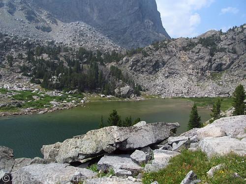 North Lake, Wind River Range, Wyoming