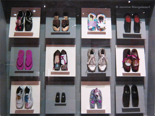 Empty Shoes Project