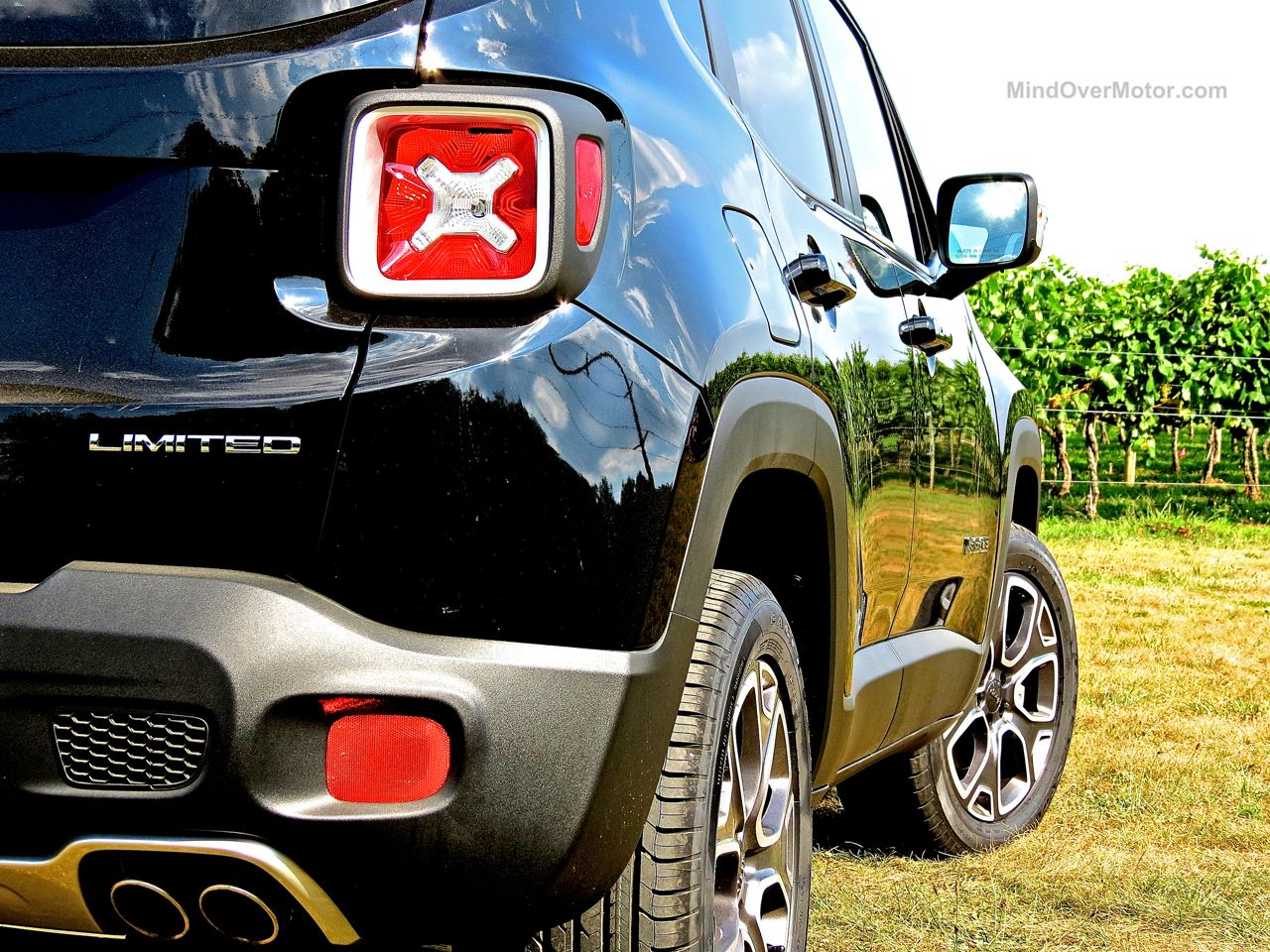 Jeep Renegade Limited Review 7