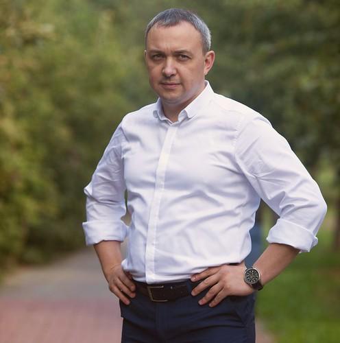 Олексій Муляренко: «Я — людина слова іпрацюю нарезультат. Моя мета — розвиток Рівного»