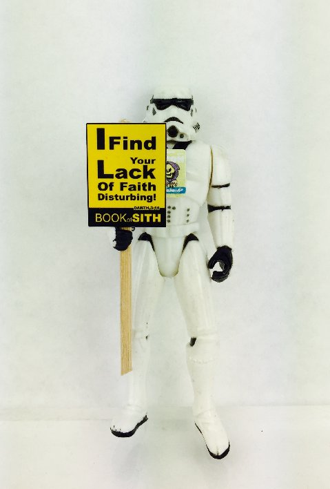 Protest Trooper DCon Edition by Special Ed Toys