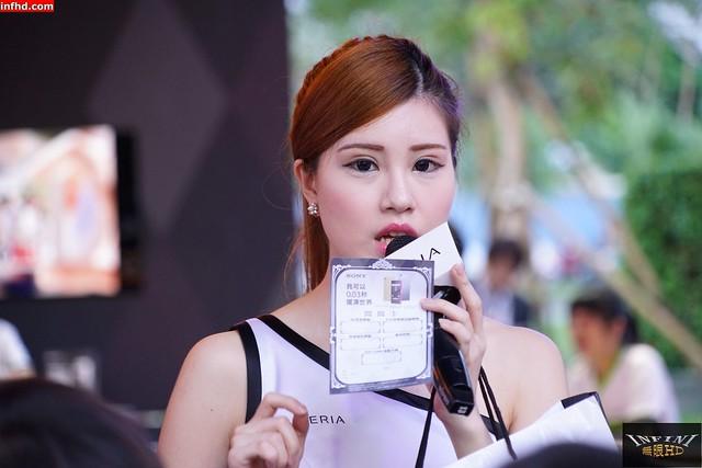 夢時代 SONY手機展售會