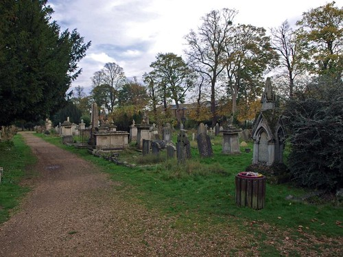 Histon Road Cemetery (1)