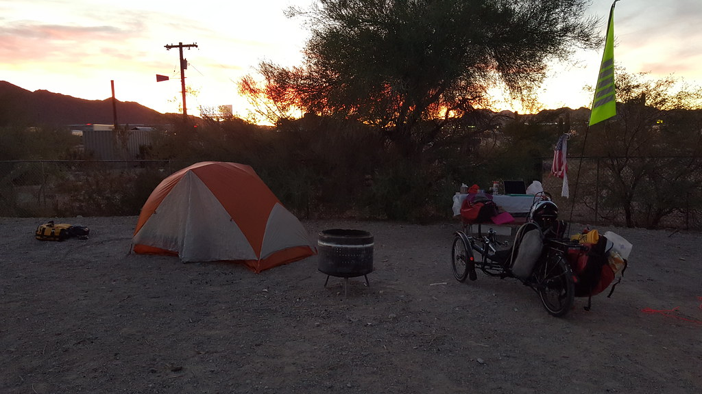 Travels By Trike: Lake Havasu to Wickenburg