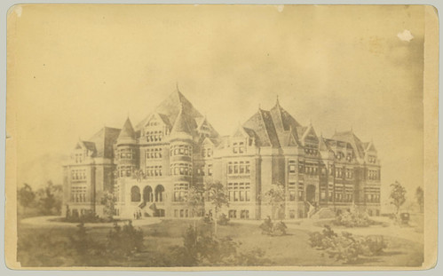 Cabinet Card building